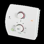 Koupelnový žebřík Anthéa - termostat