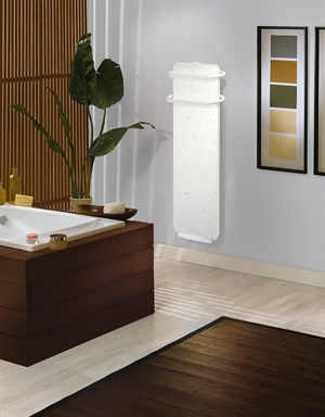 Koupelnový sálavý panel z lávového kamene Naturay Bains