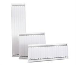 Litinový sálavý panel Airédou 2 Digital