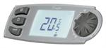 Detajl digitálního termostatu Campaver CEUP
